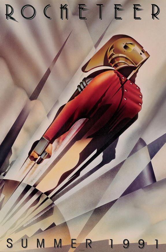 Rocketeer by John-Mattos