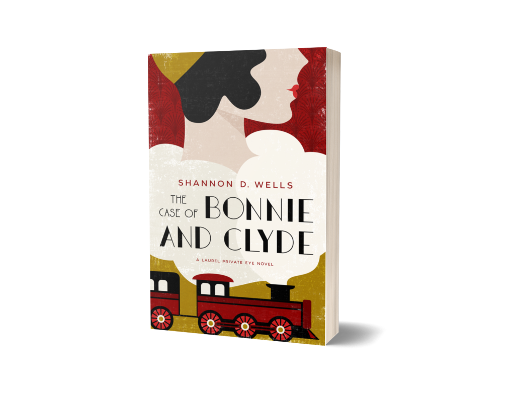 Case of Bonnie and Clyde 3D Cover