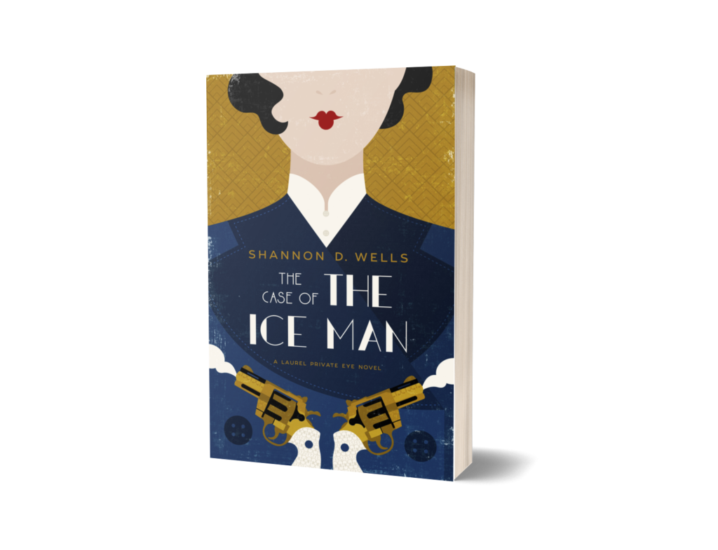 The Case of the Ice Man 3D Cover
