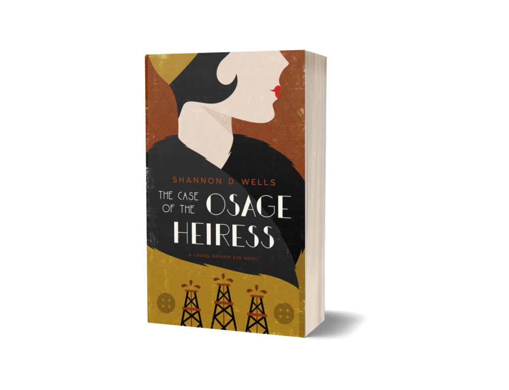 Osage Heiress 3d